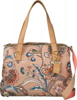 Lilio Handtasche Umhängetasche Carry All Fudge