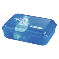 Step by Step Essbox Lunchbox Happy Dolphins