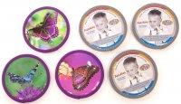 School Mood Patchies Schmetterling