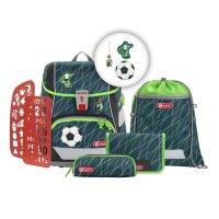 Step by Step Schulranzen Set 2in1 Plus Soccer World 6 tlg.