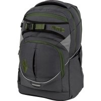 Nitro Rucksack Superhero Pirate Black 30l