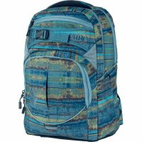 Nitro Rucksack Superhero Frequency Blue 30l