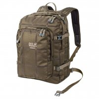 Jack Wolfskin Rucksack Berkeley Pinewood Big Check