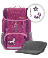 Step by Step Kinder-Rucksack Unicorn 3 tlg.