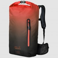 Jack Wolfskin Rucksack Halo 26 Pack Aurora Orange