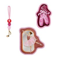 Step by Step Magic Mags Ballerina Dance
