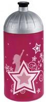 Step by Step Trinkflasche Popstar