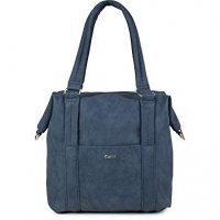 Zwei Tasche Resi Re12 Blue Umhängetasche Schultertasche