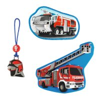 Step by Step Magic Mags Fire Engine