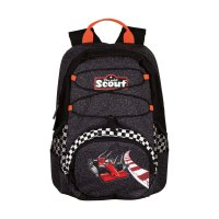 Scout Rucksack VI Red Racer