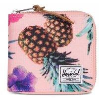 Herschel Walt Geldbörse Peach Pineapple