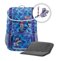 Step by Step Kinder-Rucksack Happy Dolphins 3 tlg.