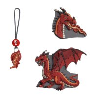 Step by Step Magic Mags Dragon Drako