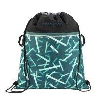 Coocazoo RocketPocket 2 Sportbeutel Cyber Green
