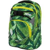 Nitro Rucksack Superhero Wicked Green 30l