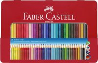 Faber-Castell Farbstift Colour GRIP 36er Metalletui