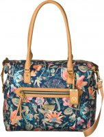 Lilio Schultertasche Tropicana M Carry All Cosmos