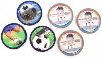 School Mood Patchies Fussball